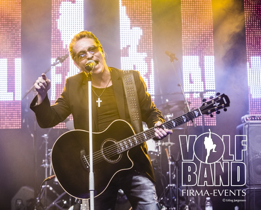 Volf Band firma -events 2
